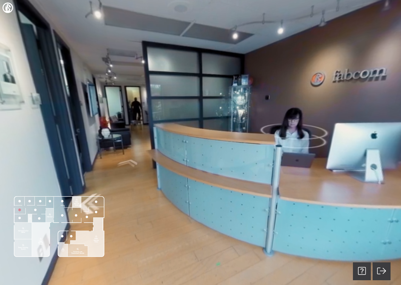 fabcom virtual tour